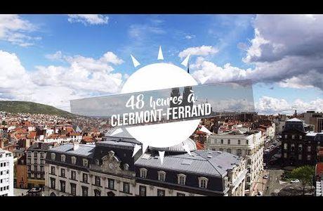 Clermont-Ferrand, au cœur de France