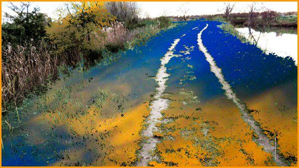 Le Chemin de campagne