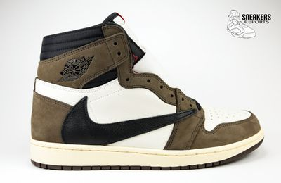 Nike Air Jordan I Rétro High Travis Scott