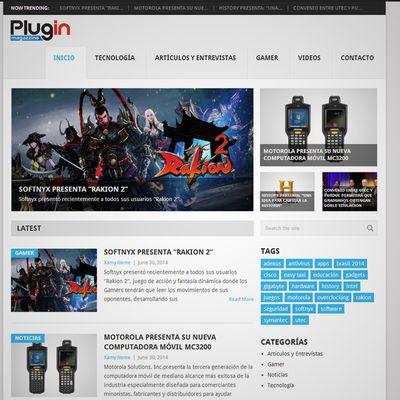 Síguenos en PluginMagazzine.com