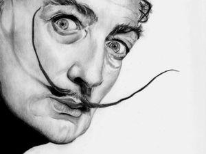 Le tableau de Salvador DALI