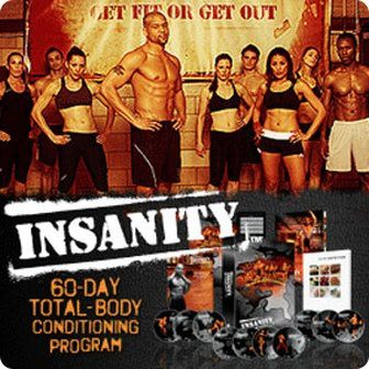 My story over the Insanity Workout.