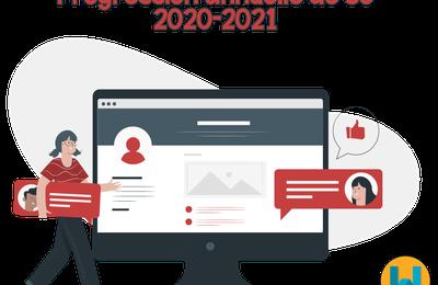 Progression annuelle pour les 3e de 2020-21