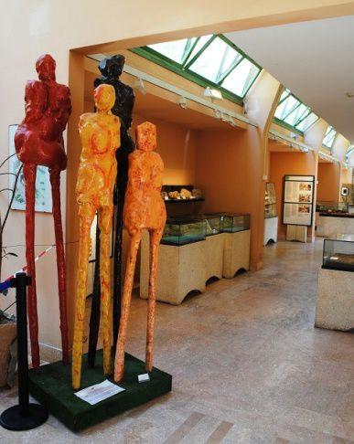 Entrée du Musée Balzi Rossi