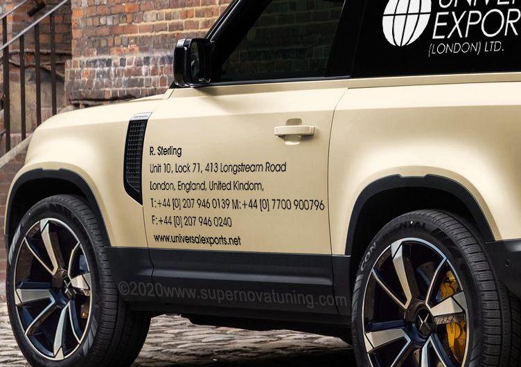 Land-Rover New Defender 90 Hard-Top