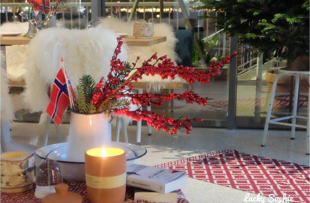 Norway x Stories, resto norvégien éphémère à la Piscine, Lyon