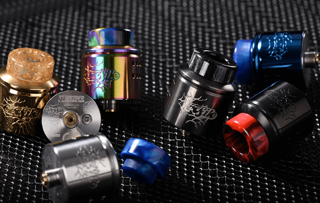 Test - Dripper - Profile 1.5 RDA de chez Wotofo
