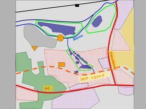 A) Les enjeux de l'aménagement régional(Ile de France)