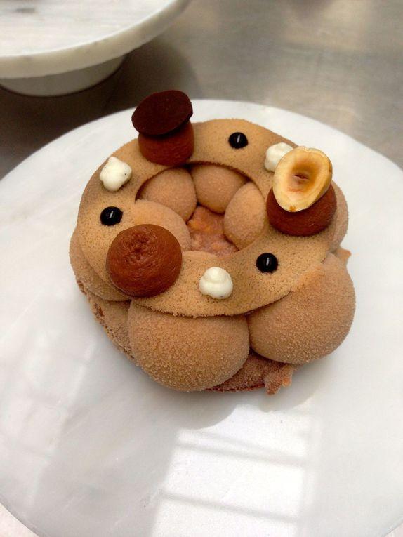 Les créations de Noël de La Pâtisserie (Cyril Lignac)