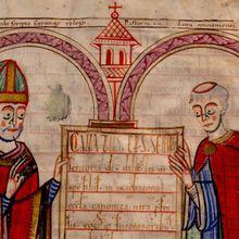 Le Codex Guta-Sintram et l' Hortus Deliciarum