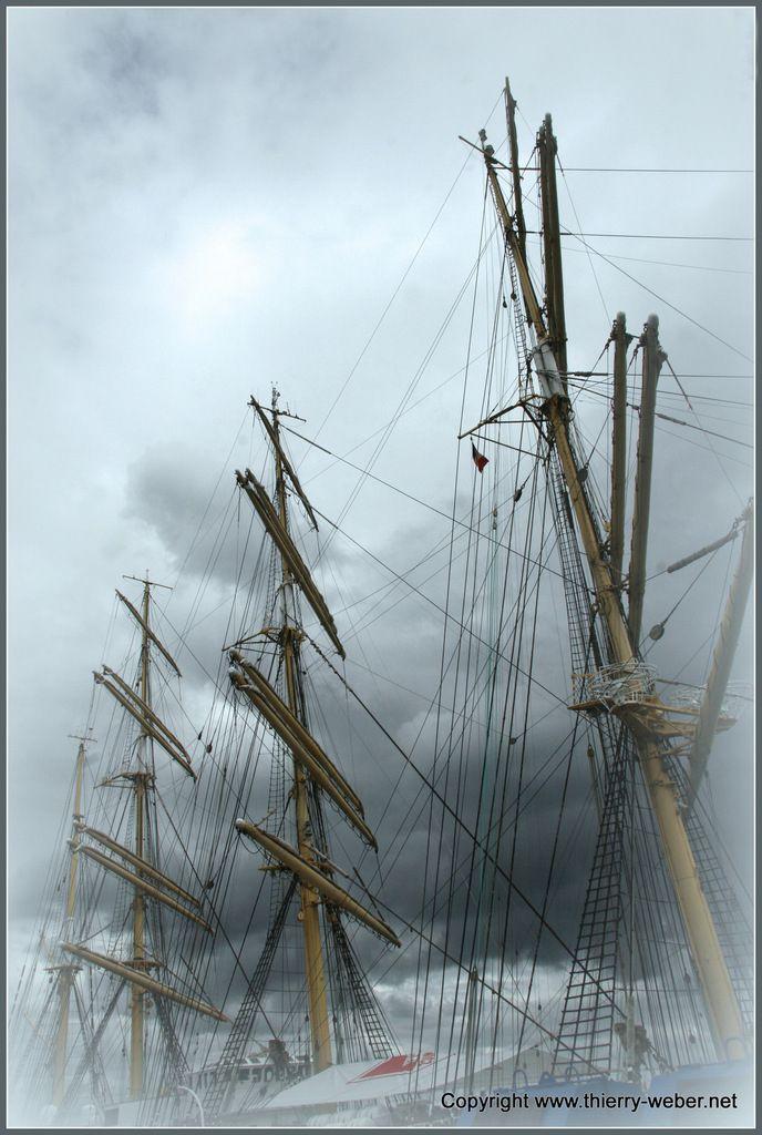Sur les quais de Brest