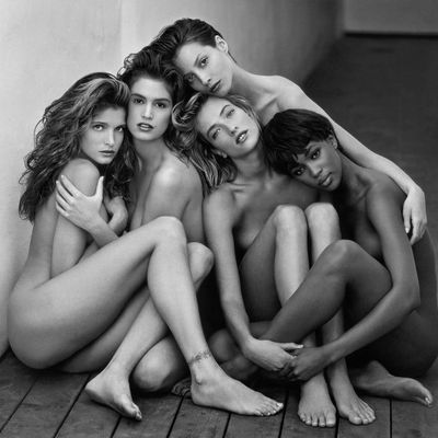 Herb Ritts, Photographie