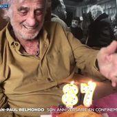 Le message de Jean-Paul Belmondo à l'occasion de ses 87 ans