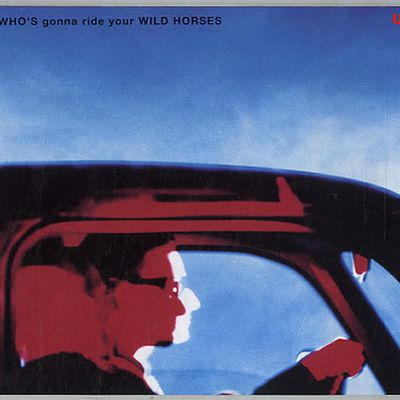 U2 -Who's Gonna Ride Your Wild Horses
