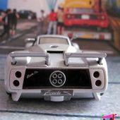 FASCICULE N°16 PAGANI ZONDA C12S IXO 1/43. - car-collector.net