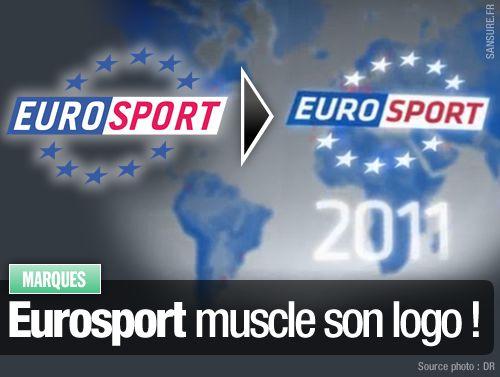 Eurosport muscle son logo !