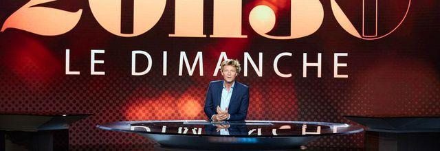 """Sylvie Vartan, Emma Mackey et Romain Duris invités de """"20h30 le dimanche"""" ce soir sur France 2"""