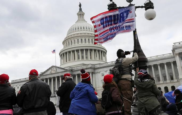 US Capitol violence: Two top White House officials resign, more on the way