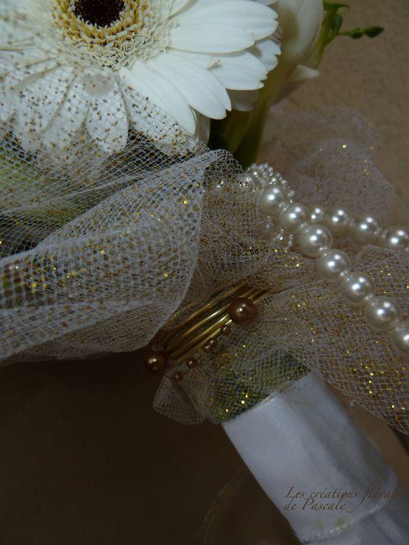 Que des bouquets de mariée !
