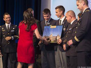 Prix Armée-Jeunesse 2015: l'EPA de Grenoble récompensée