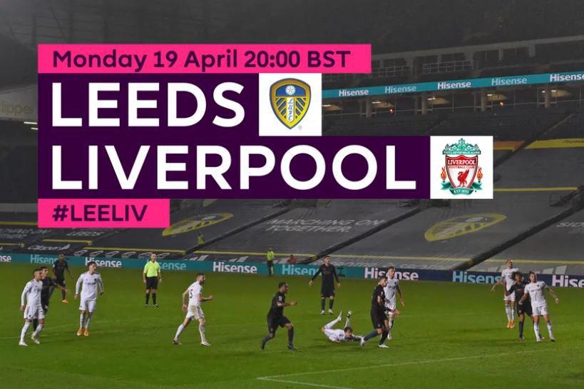 Leeds / Liverpool : Sur quelles chaînes suivre la rencontre ce lundi ?