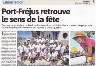 05-07-2014 Fréjus Fête son Port