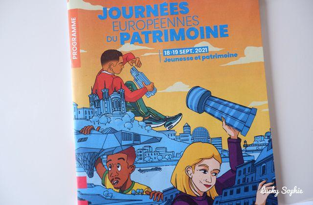 Journées européennes du Patrimoine en famille à Lyon 2021