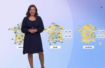 Anaïs Baydemir 19/10/2020 Journaux météo du midi
