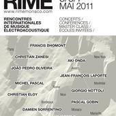 Monaco / Electroacoustique: Concerts des élèves