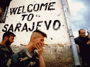 1994, Guerre en Bosnie, Ron Haviv.