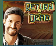 machine a sous en ligne Return of the Dead logiciel Pragmatic Play