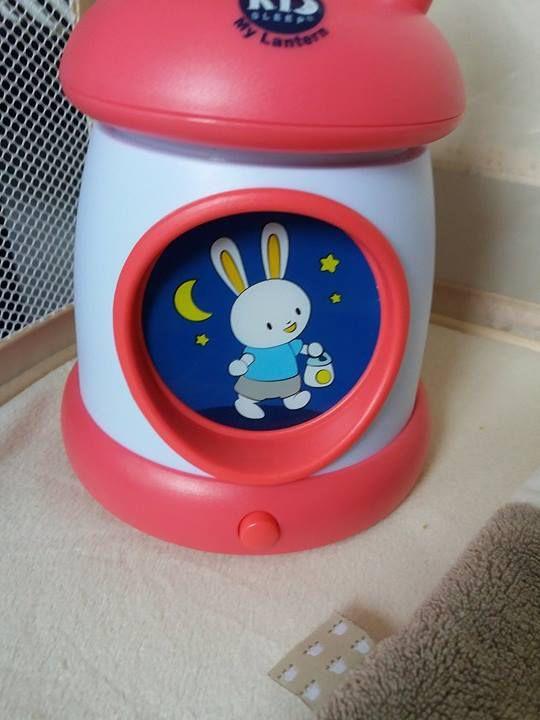 Kid'Sleep My lantern pour que la magie opère avec Claessens'Kids