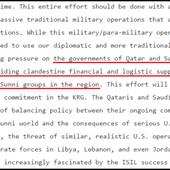 Dans un mail divulgué par WikiLeaks, Hillary Clinton assure que l'Arabie saoudite finance l'Etat islamique - Ça n'empêche pas Nicolas