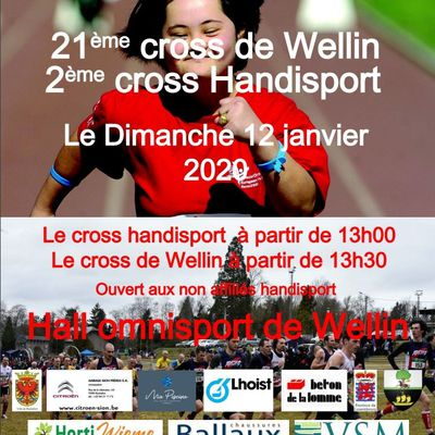 Cross de Wellin