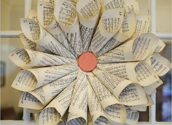 Créer (11) : fleur en papier
