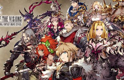 WAR OF THE VISIONS FINAL FANTASY BRAVE EXVIUS accueille FINAL FANTASY IV lors d'un événement collaboratif