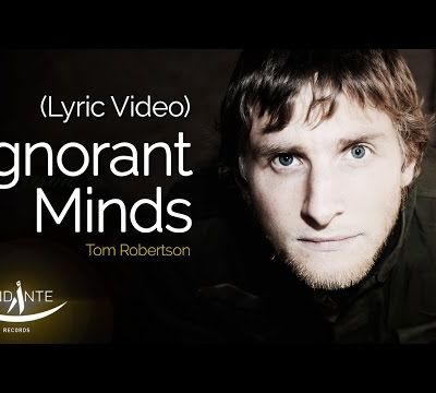 Ignorant Minds - Tom (a.k.a. Hamza) Robertson