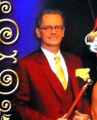 Michel Palmer, l'actuel M. Loyal du Cirque d'hiver