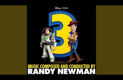Randy Newman : The Claw (Toy story 3) (2010)