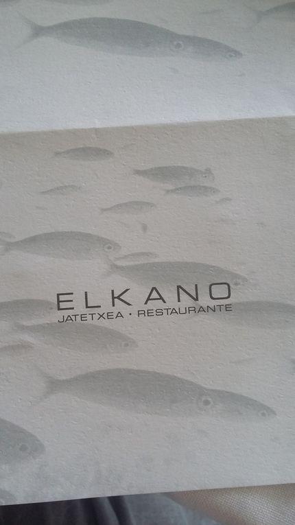 """Getaria : """"Elkano"""", uno de los mejores restaurantes de pescado del mundo !"""