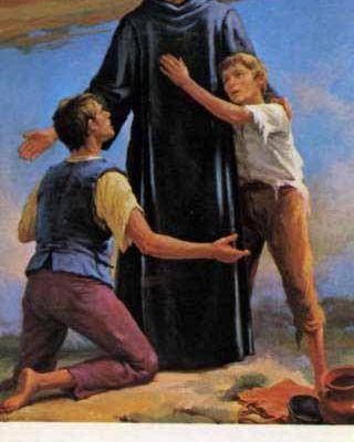 27 Febbraio : inizio novena a San Giovanni di Dio