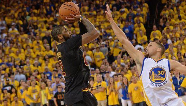Le duel entre Kyrie Irving et Stephen Curry, l'une des clés de la série