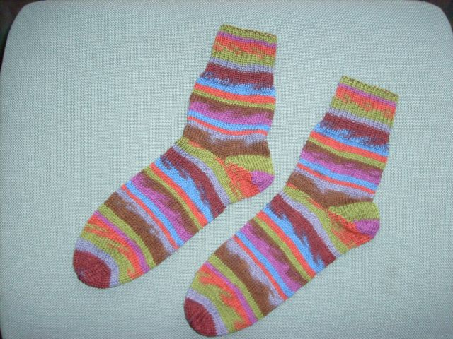 Album - Socken 2009
