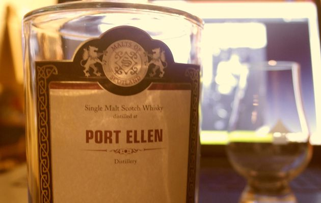 Port Ellen 30Y 1982/2012 Malts of Scotland.