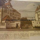Archives du 9ème RG - quelques pages de l'album d'Alain Guthmann - anciens9genie.overblog.com