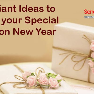 Brilliant Ideas to Wish your Special one on New Year