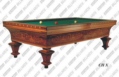 Billards anciens  Charles X