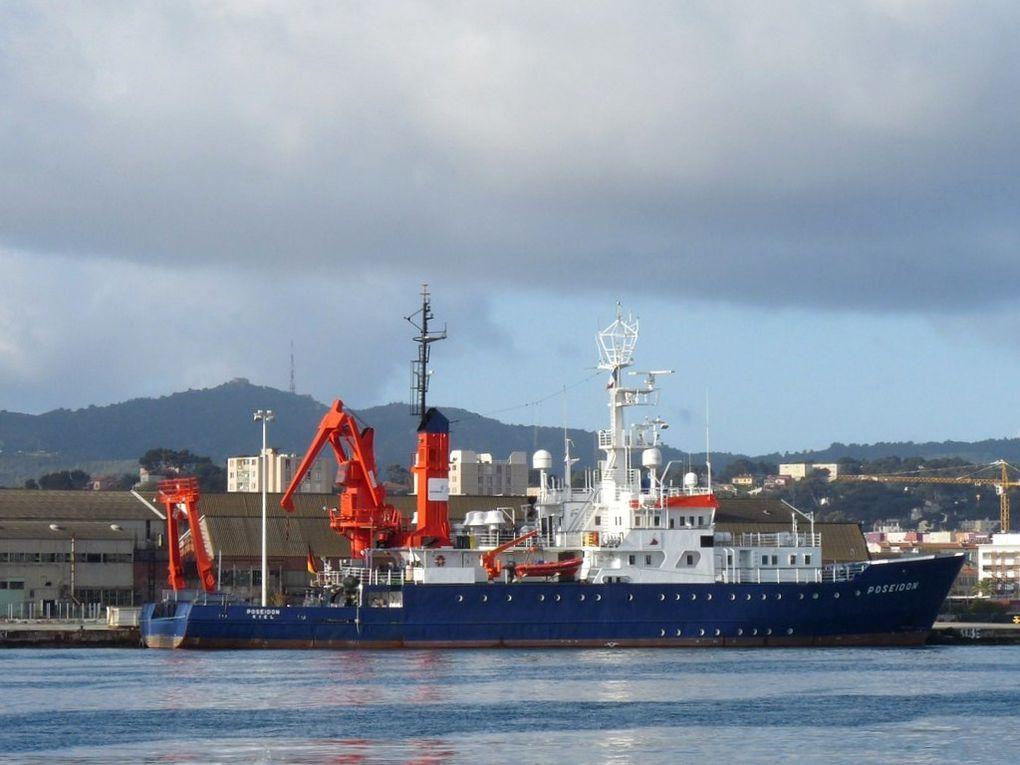 POSEIDON , Navire de recherche océanographique allemand