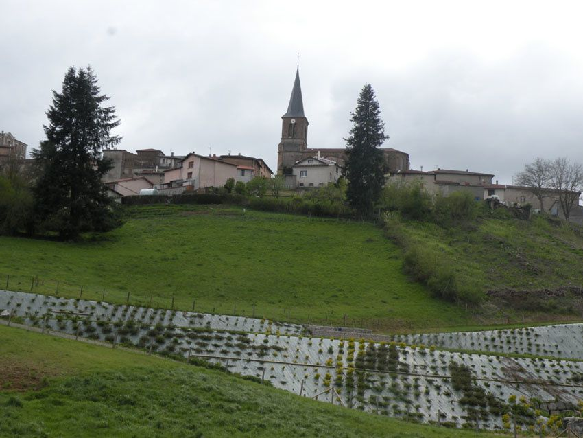 Balade des 3 villages