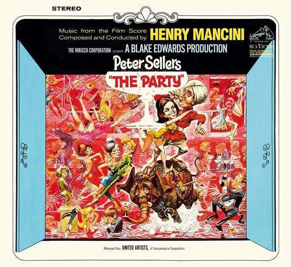THE PARTY - Henry Mancini